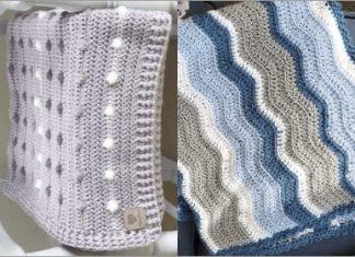 45 baby blanket pattern ideas