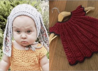 crochet clothes for baby girls