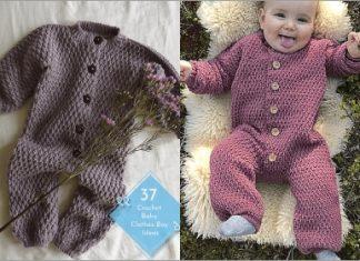 crochet baby boy clothes pattern ideas