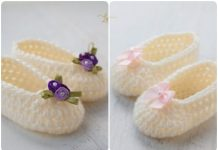 crochet shoes pattern for baby girls free pattern