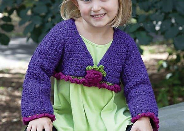 free crochet top pattern for kids