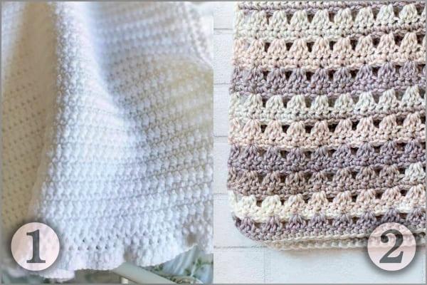very easy afghan crochet blanket free patterns