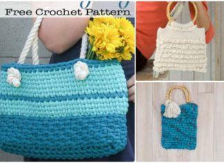 modern crochet handbag patterns
