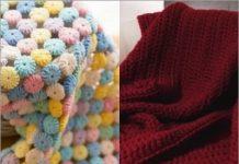 crochet afghan blanket free patterns