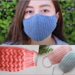 3 crochet face mask popular free patterns