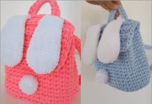 crochet bag free pattern for kids