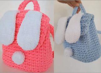 crochet bag free pattern for kids