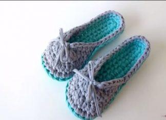 2021 crochet ballet slippers free pattern