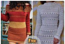 crochet sweater dress pattern free, sweater dress women, sweater dress outfit winter