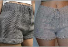 2021 Summer Crochet Short patterns