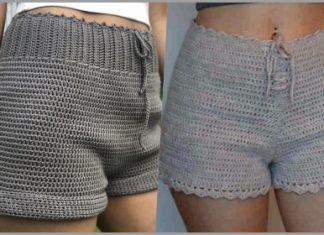 2021 Summer Crochet Short patterns